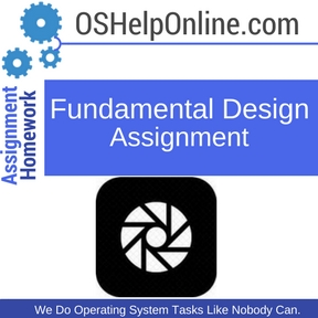 Fundamental Design Assignment Help