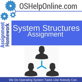System Structures Assignment Help