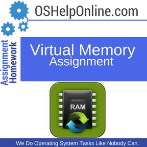 Virtual Memory Assignment Help