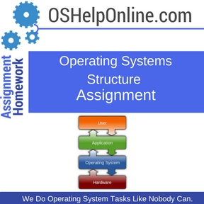 Operating Systems Structure Assignment Help