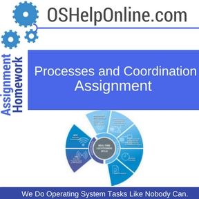 Processes and Coordination Assignment Help