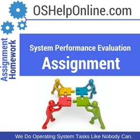 System Performance Evaluation Assignment Help (1)