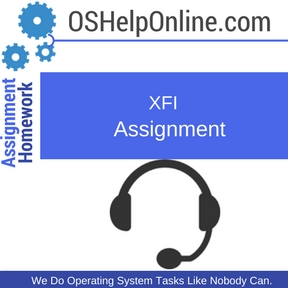 XFI Assignment Help